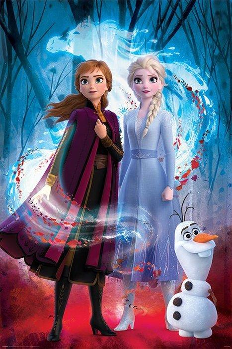 英國進口海報 PP34508 ( 冰雪奇緣2 Frozen 2 )
