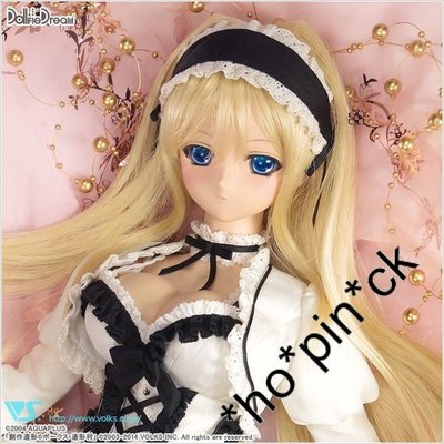 Volks x ToHeart2 Dollfie Dream DDdy 久寿川ささら Sasara Kusugawa White Gothic Version