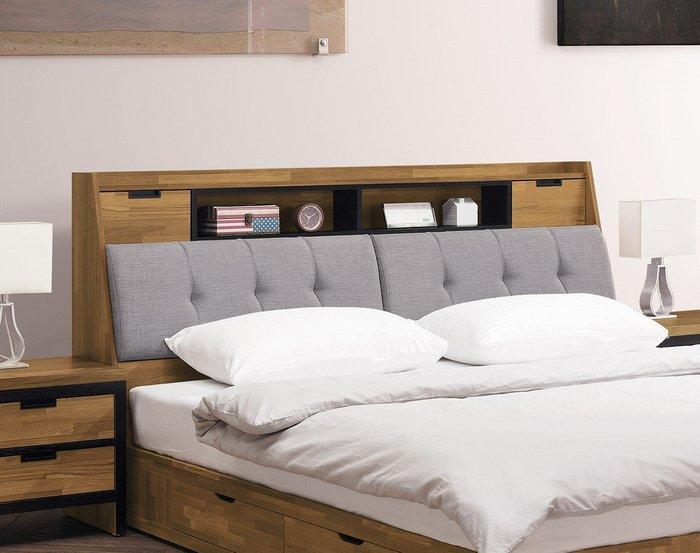 奧斯汀5尺床頭/另有6尺床頭 👍台灣製造👍另有系列家具😊暖暖屋傢俱傢飾😊