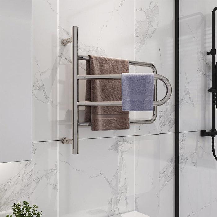 FUO衛浴:智能恆溫加熱毛巾架