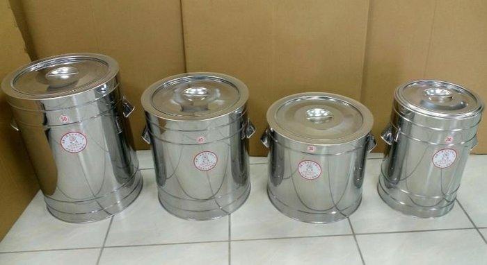 50L冰桶高品質不鏽鋼PU發泡冷/熱/保溫茶桶內有刻度-豆花伯生活館