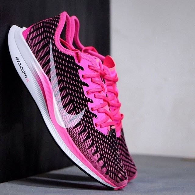 現貨 iShoes正品 Nike Zoom Pegasus Turbo 2 女鞋 黑 粉 慢跑鞋 AT8242-601