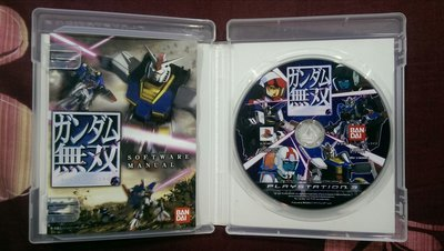 PS3 鋼彈無雙 純日文(編號64)