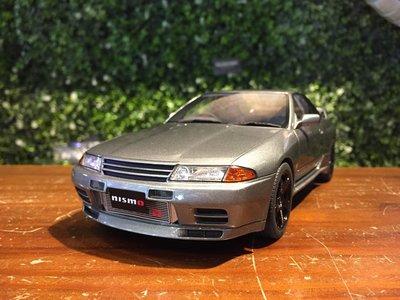 1/18 Kyosho Nissan Skyline GT-R (R32) NISMO KSR18047GR【MGM】