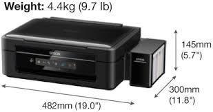 EPSON L360 原廠連續供墨印表機 三合一 掃描 影印 複合機 /含稅