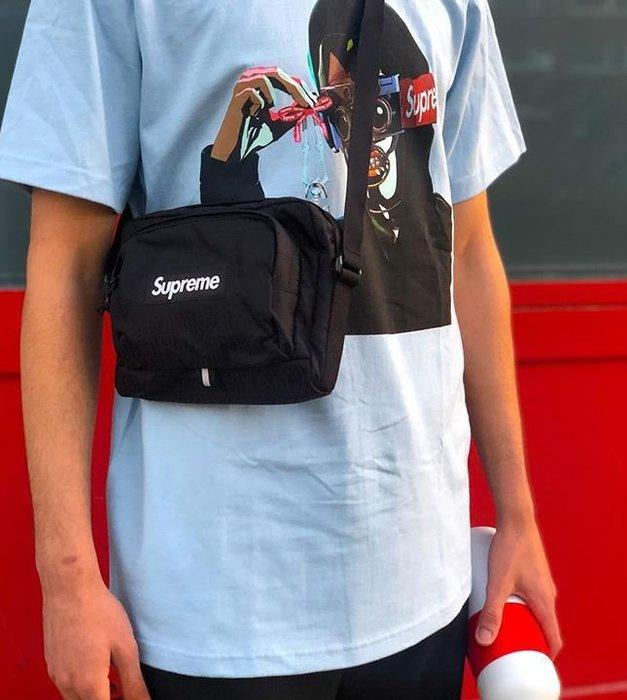 全新正品 Supreme 2019SS 46th Waist Bag 腰包 斜垮包 郵差包 小包 側背包