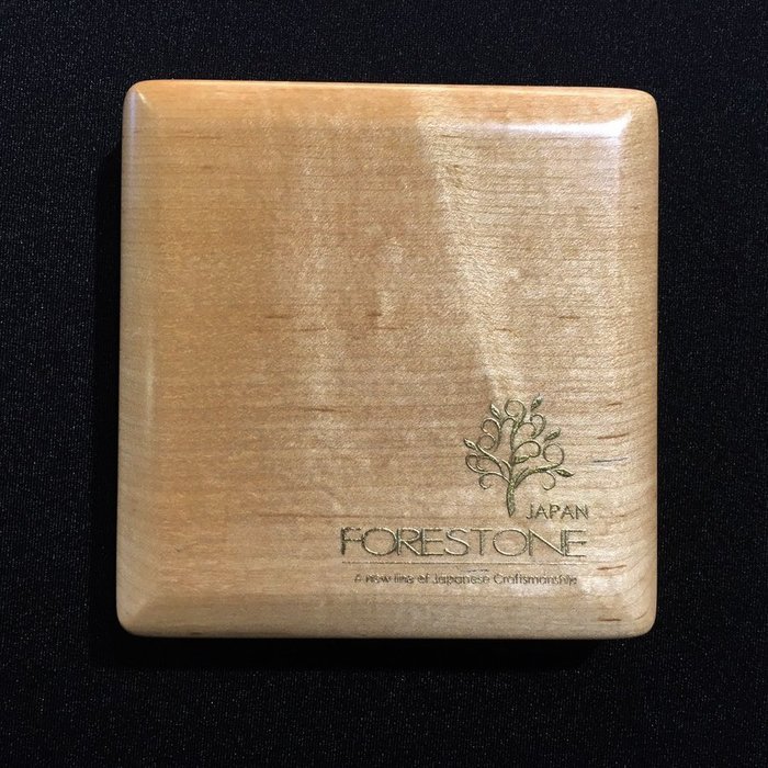 §唐川音樂§【Forestone Reeds case 原木竹片保存盒 中音/高音】日本製