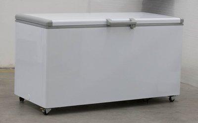 HiRON 海容 556公升 密閉臥式 雙門冷凍櫃 6尺 HBD-658