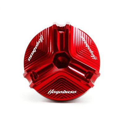 促銷全新適用鈴木HAYABUSA GSX1300R 19992018年改裝CNC機油螺絲蓋機油塞特價