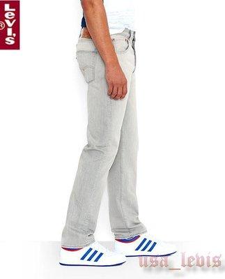 【當季新款29-44優惠】美國LEVIS RED 501 Silver Spine仿舊水洗灰百搭直筒牛仔褲501XX