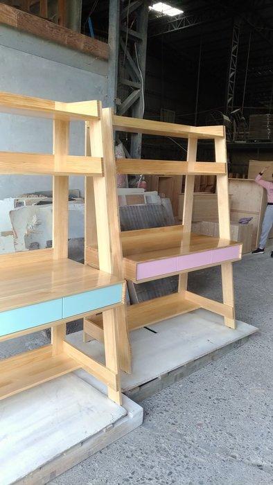 戀戀小木屋  書桌  小孩書桌 原木書桌  客製款書桌