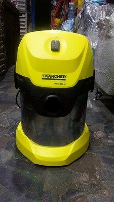 【專業洗車設備の店】凱馳WD3.300M乾濕兩用吸塵器(來電有優惠)