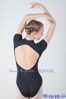 【環球精品】 舞蹈共和 英國進口新款Basilica芭蕾舞蕾絲短袖連身服0256