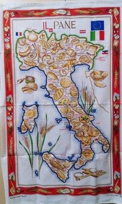 IL PANE 義大利麵包人文風情 飾布