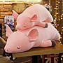 趴趴豬 豬娃娃 超柔軟 50cm 小豬抱枕 小豬...