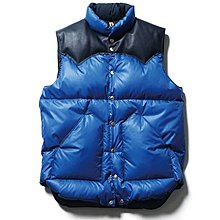 SOPHNET ROCKY MOUNTAIN DOWN VEST 羽絨背心 鋪棉 WTAPS visvim
