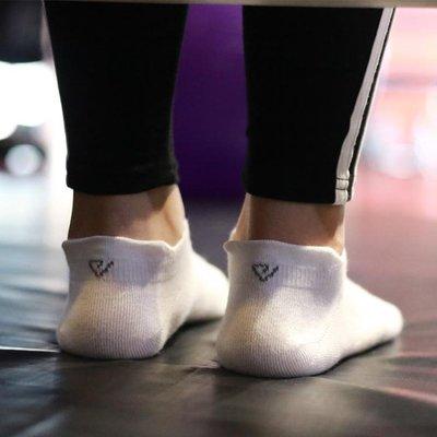 襪子女士男士短襪純棉低筒淺口防臭吸汗跑步韓國可愛運動船襪薄款
