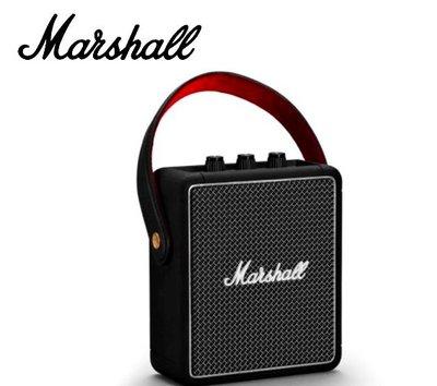 Marshall Stockwell II 攜帶型藍牙喇叭