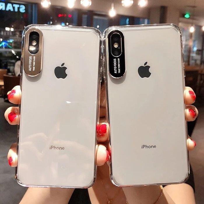 手機殼 適用蘋果xs手機殼 新款iphone xs透明手機殼iphonexr防摔pc保護套