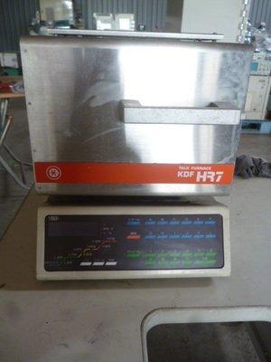 KDF HR7 TALK FURNACE 高溫爐 燒結爐 高溫烤箱
