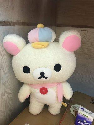 日本直送鬆弛熊毛公仔(11吋高)