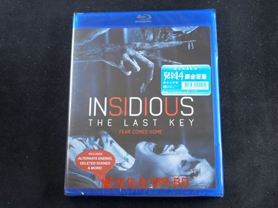 [藍光BD] - 陰兒房第4章:鎖命亡靈 Insidious : The Last Key