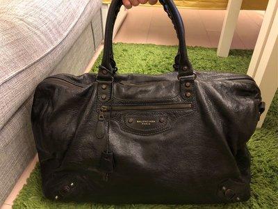 Balenciaga Valise Duffel Bag