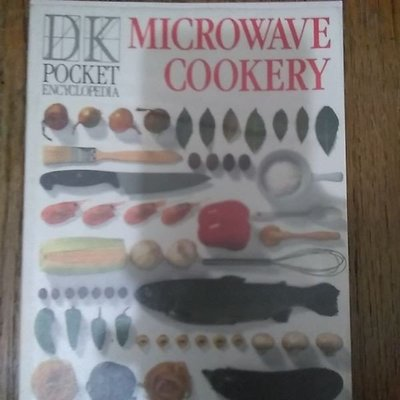 雷根《DK Pocket Encyclopedia: 03 Microwave Cookery》#9成新#P877