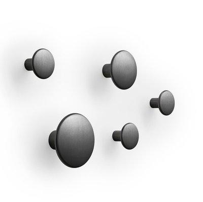 【下標頁】Muuto The Dots Metal Coat Hooks Series 5pcs 點點 金屬 衣帽勾系列