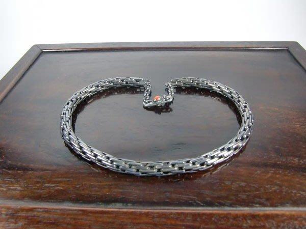 花見小路 .485.. 純手工 西藏 銀項鍊  美品 稀有品