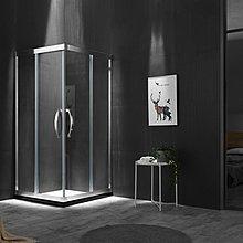 ODE奧德意8N系列浴屏 (上門度尺及安裝,一年保養)
