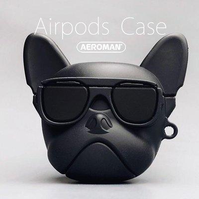 airpods保護套 鬥牛犬 貓 貓咪 泰迪狗 可可犬  鑰匙圈 狗狗 科基 柴犬 法鬥