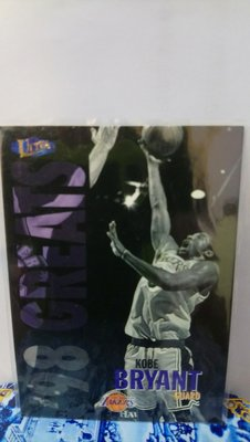 1997-98 Fleer Ultra '98 Greats Kobe Bryant