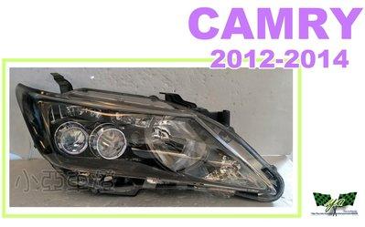 小亞車燈*全新 TOYOTA CAMRY 2012 2013 2014年 7代 油電版 原廠 大燈 頭燈 一顆13500