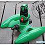【EZ LIFE@專業水管】飛碟齒輪灑水器- 塑膠底...