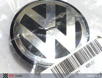 GTI688 - VW原廠鋁圈蓋Golf5 6.Passat.Tiguan.Touran.GTI.R32原廠鋁圈適用