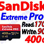 SanDisk 記憶卡 400G Extreme Pro Micro SD...