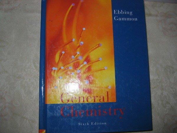 二姑書坊 :    General Chemistry ~ Sixth Edition