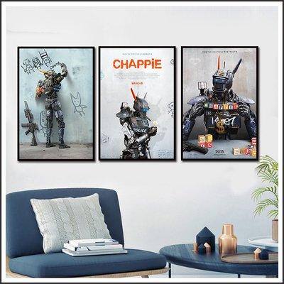日本製畫布 電影海報 成人世界 CHAPPiE 掛畫 無框畫 @Movie PoP 賣場多款海報~