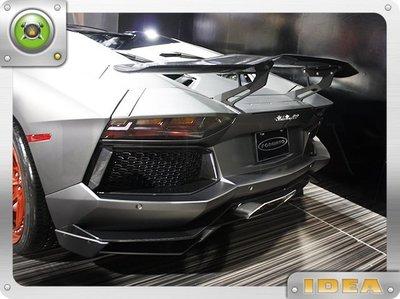泰山美研社 D5090 Lamborghini 藍寶堅尼 LP760-4 車系 排氣管 國外進口