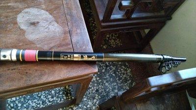 日本磯釣竿 Gamakatsu5號540釣竿  石雕竿 重磯竿 二手 遠投竿  前打竿 釣具