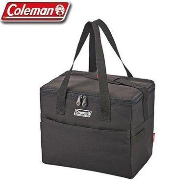 【山野賣客】Coleman CM-27232 20L冷黑保冷袋 保溫袋 冰桶 野餐籃 保冰袋