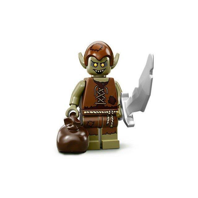 LEGO 71008 樂高 人偶包 第13代 抽抽樂 妖精大盜 好好玩樂高