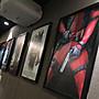 ART。DECO  復仇者聯盟漫威電影海報掛畫緋紅女巫黑寡婦鋼鐵人裝飾畫