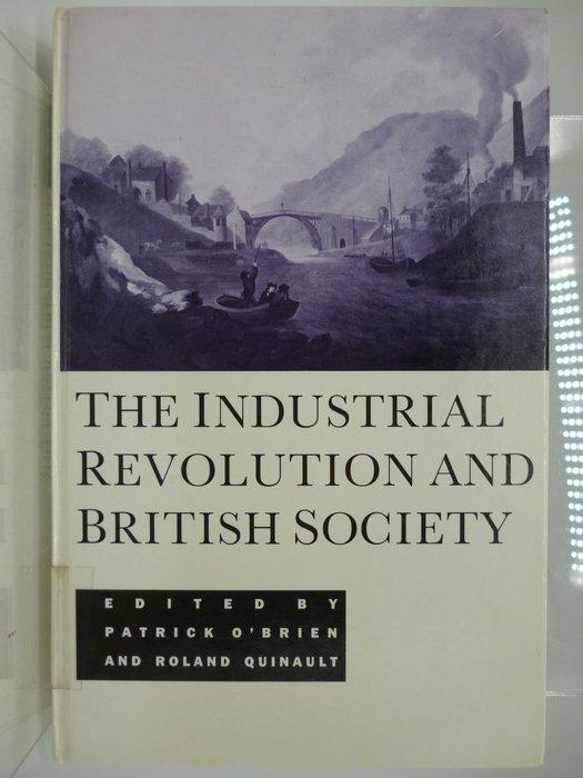 【月界】The Industrial Revolution and British Society 〖大學社科〗AEY