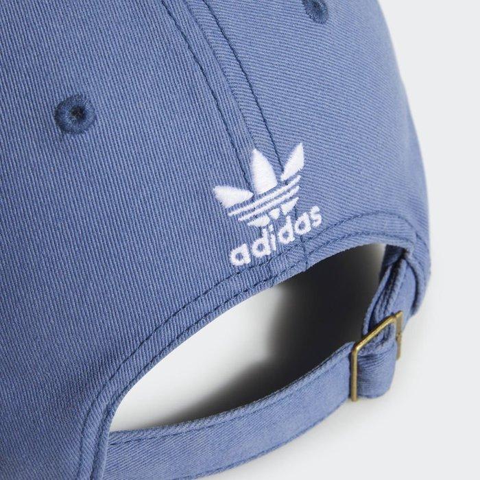 預購 3F美國代購 100%正品 ADIDAS RELAXED STRAP-BACK CI8490 棒球帽 帽子 女