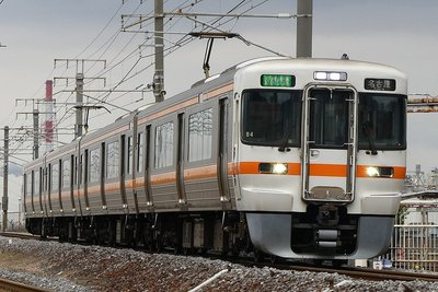 [玩具共和國] KATO 10-1708 313系1300番台(中央本線・関西本線) 2両