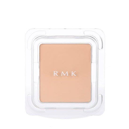 [免稅店代購] 日本RMK UV水凝粉餅補充蕊 含粉撲 UV Powder Foundation