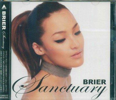 K - BRIER - SANCTUARY - 日版 - NEW