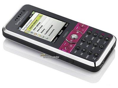 ※台能科技※Sony Ericsson K660i 200 萬畫素 CMOS 相機 4 倍數位變焦 黑/白 支援威寶